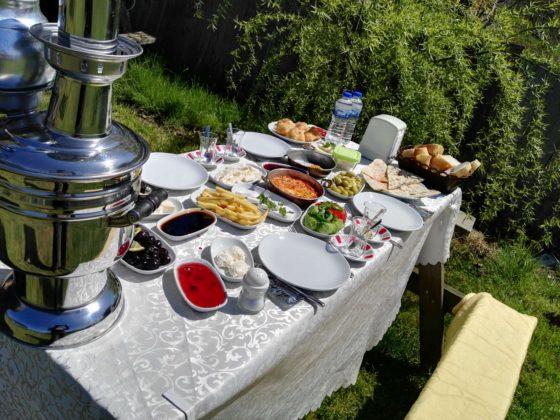 polonezköy serpme kahvaltı